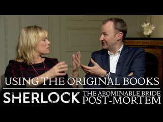 Using The Original Books - Post Mortem: The Abominable Bride - Sherlock