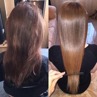 Выпрямление волос цена севастополь