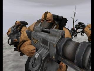 Warhammer 40 000 Soulstorm - Bloodline - Стальной легион