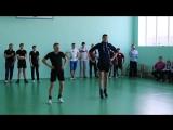 10-11 классы. Танец