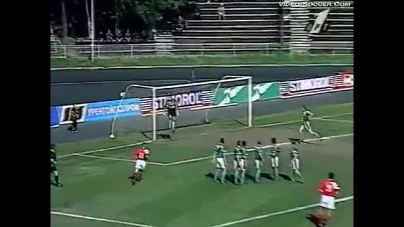 Спартак - КамАЗ-Чаллы 31. Чемпионат России 1996 года.
