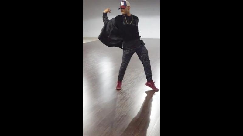 Josh Williams freestyle   Rihanna - Pose