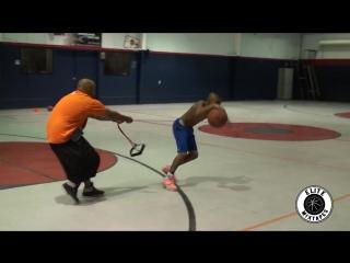 Джулиан Ньюман 12-летний баскетболист