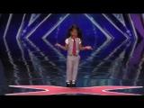 Маленькая девочка с огромным талантом