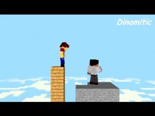 Ярик Лапа и Аид. Путешествие к звездам (Minecraft Мультики) ( 360p )