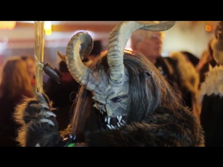 Крампус (2016) - Русское видео о легенде Крампуса