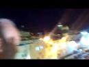 Израиль. Иерусалим. Стена плача (вид сверху).