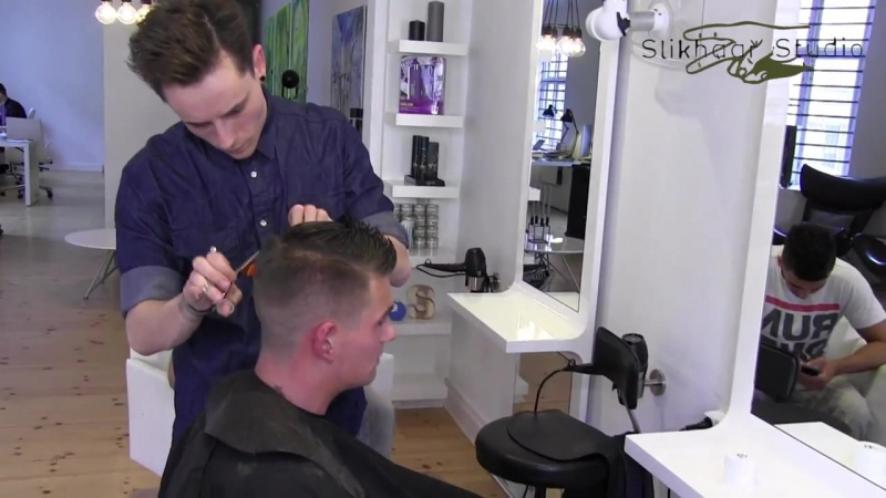 Slikhaar. Jersey Shore Mike The Situation inspired hair by Stolle Paradise 2013 - By Vilain