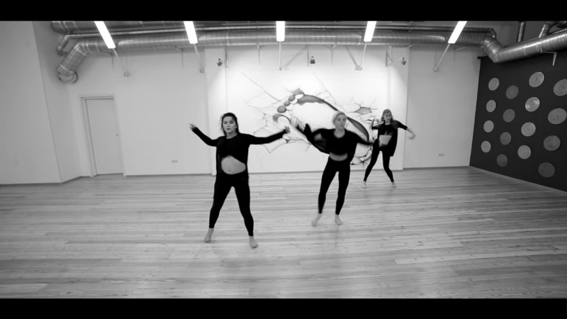 BANKS Drowning Choreography by Angelika Dubinina