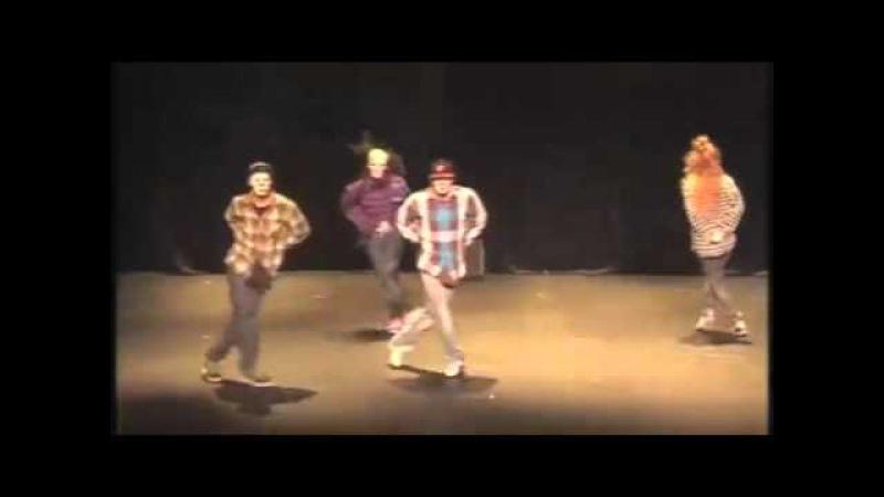 LA PREUVE PAR 4 | PARIS DANCE DELIGHT 2008