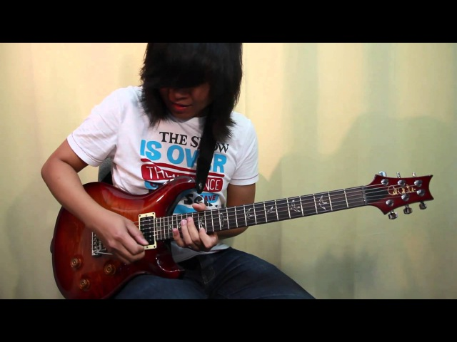 "[Jack Thammarat] ""The Loner"" - A Tribute To Gary Moore"