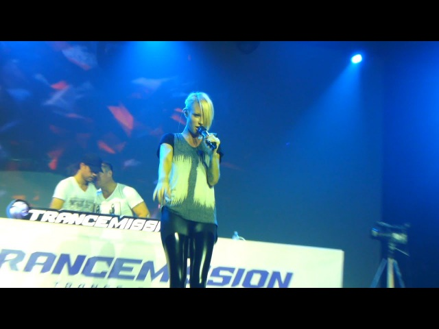 Cosmic Gate feat Emma Hewitt Be Your Sound live @ Trancemission SPb 13 04 2013