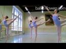 Vaganova Ballet Academy. Jumps, Classical Dance. Girls, 5th class.