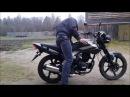 Заводим мотоцикл после зимы ABM XMOTO FX 200