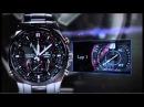 Новые часы хронограф Casio Edifice EQW A1200, снаряжение