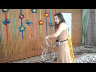 Фокусы в детском саду от феи Гиль Марии