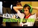 CS GO kennyS INHUMAN REACTIONS Best Moments
