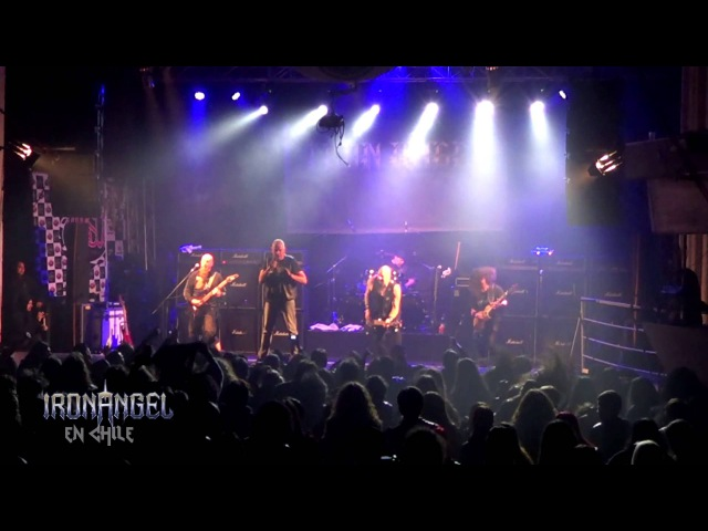IRON ANGEL - Heavy Metal Soldiers - Santiago, Chile (14/08/15) Multicamara