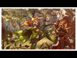 One Fine Day in the Forest Dota 2 Speedpaint