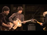Jack White teaches Jimmy Page and The Edge how to play Seven Nation Army
