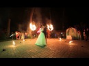 Свадьба Николая и Дарьи Фроловых - Огненное шоу