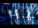 "Коллектив "" Триода"" и Bosson : One in a million . Х-фактор 4 . ФИНАЛ (28.12.2013)"
