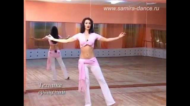 Www.samira-dance.ru - Самира. Работа с крыльями и платками ( Samira. Wings ang veils workshop)