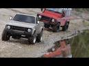 2012 Mex Hilux Gelande II Defender 90 Trail Run 1