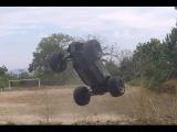 RC Electric Cars - Traxxas Desert Militia Lipo 6S (PROLINE)