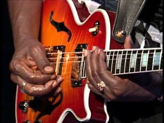 Luther Allison - It Hurts Me Too at Montreal International Jazz Festival, 1997