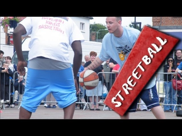 NEVER SEEN STREETBALL TRICKS MOVES INSANE FROM CONMAN