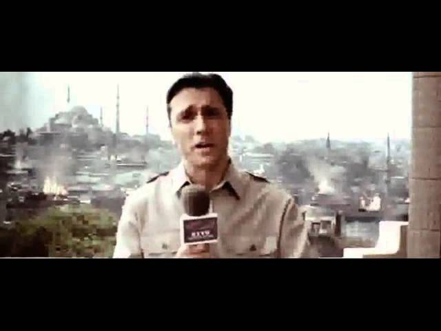 Dawn of the Dead Intro - Johnny Cash - The man comes around