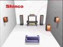 Проверка Акустики 5 1 TEST SHINCO 5 1