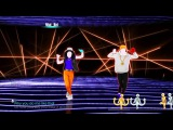 Just Dance 2016  - Duo - Gibberish - Max - GAMEPLAY  Officiel (Wii U)