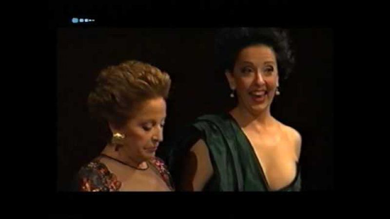 TERESA BERGANZA Duetto buffo di due gatti (Rossini) 2002