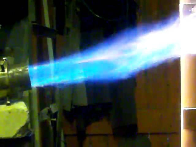 Газ горелка с 6см тонелем и 1 2 жиклером без наддува