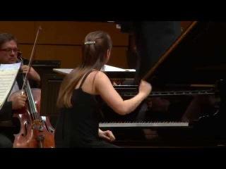 Saint-Saëns Piano Concerto No. 2 Marina Yakhlakova, piano - Vassilis Christopoulos, conductor QSO