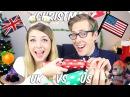 Christmas! British VS American | Evan Edinger noodlerella