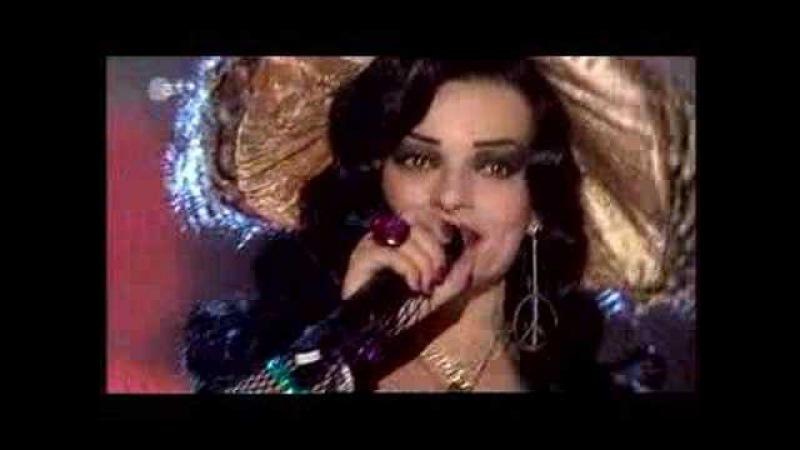 Nina Hagen - Für mich soll's rote Rosen regnen (Hildegard Knef cover) 2007 Live, TV- show Wähle Deinen Hit, ZDF