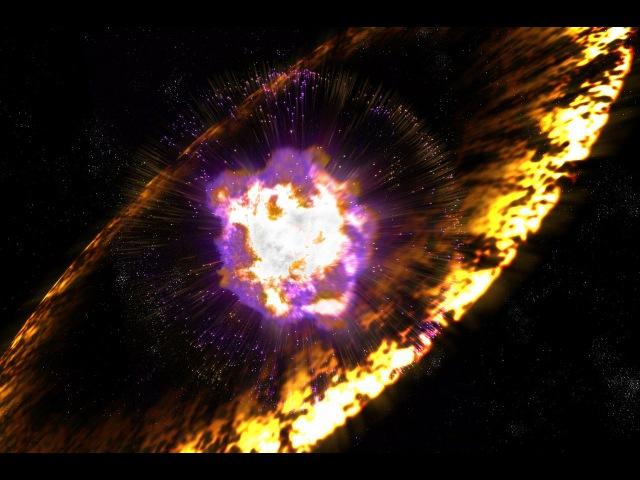 Лекция Гамма-всплески: смерть массивных звезд