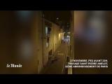Видео трагедии в театре