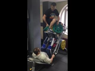Артур Белоножко. 510 кг.