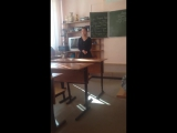 Школьница на уроке прочитала куплет Oxxxymiron вместо стихотворения Мандельштама и получила 5