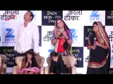 Далджит Каур Kaala Teeka Show Launch Zeetv 28.10.15