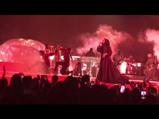 Rihanna - Man Down / Work / Take Care / We Found Love / Where Have You Been (Veterans Memorial Arena, Jacksonville, 12.03.2016)