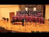 Г.Ф.Гендель Оратория Мессия, Заключительный хор