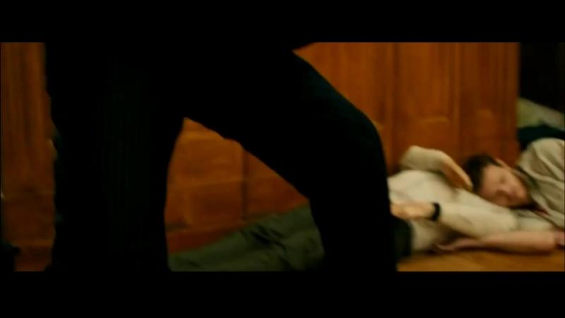 Kingsman- The Secret Service (сцена в церкви)