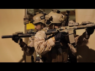 Green Mountain Rangers Airsoft Practice Training Video