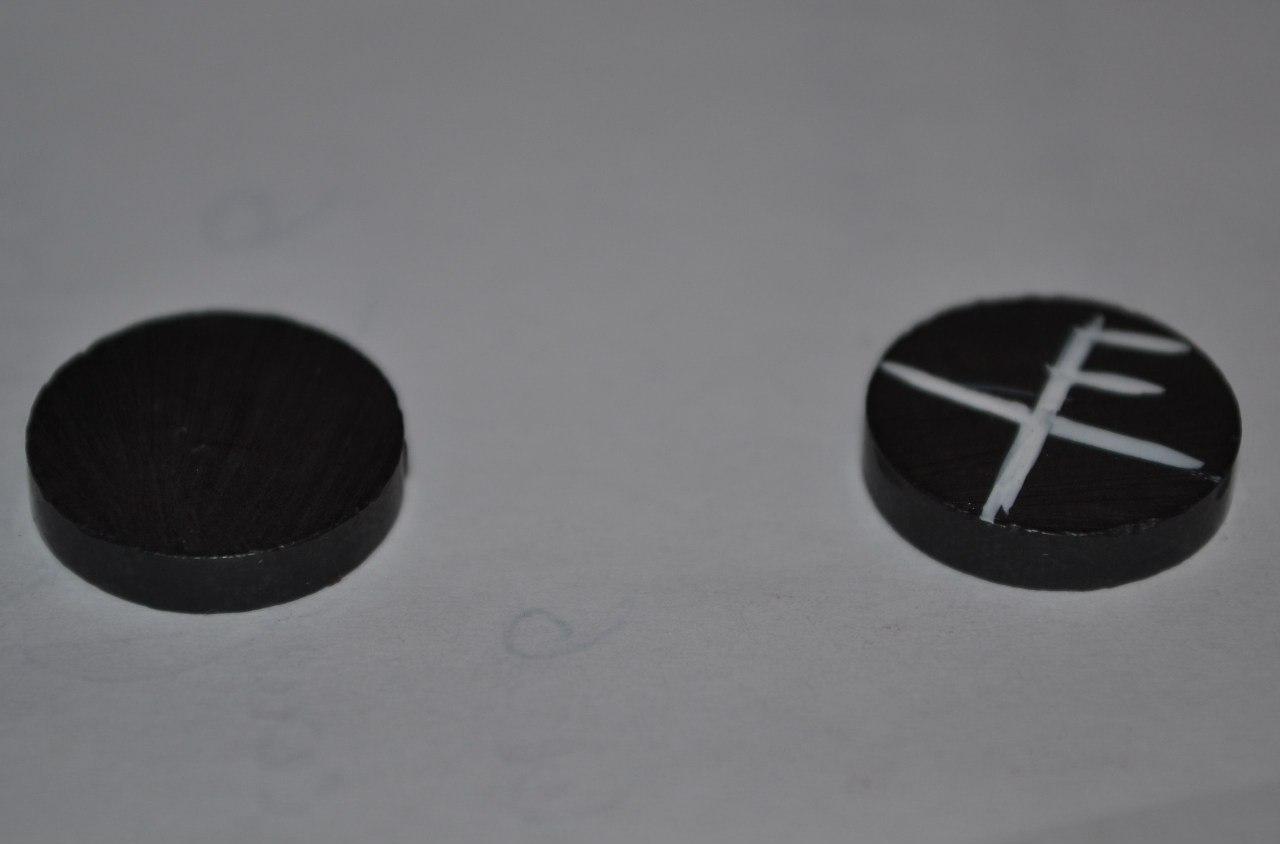 Программные магнитные серьги от Елены Руденко. 0ORJ2BXccLk
