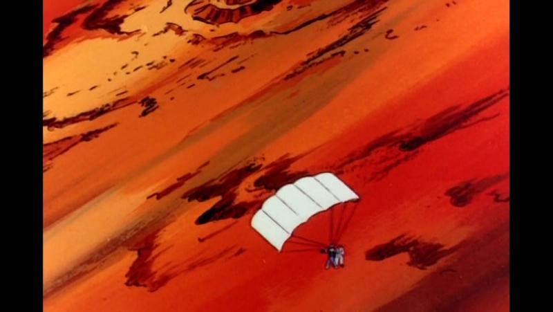 Коты Быстрого Реагирования 11 серия из 13 / SWAT Kats: The Radical Squadron Episode 11 (1993 - 1995)